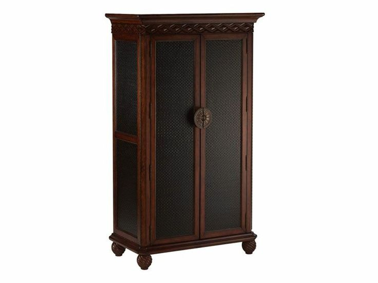 Use the Black Leather Armoire to organize your things while providing an elegant accent to any room.Organic Fave, Elegant Accent, Black Leather, Furnishings Collection, Cortes Com, Storage Ideas, Leather Armoires