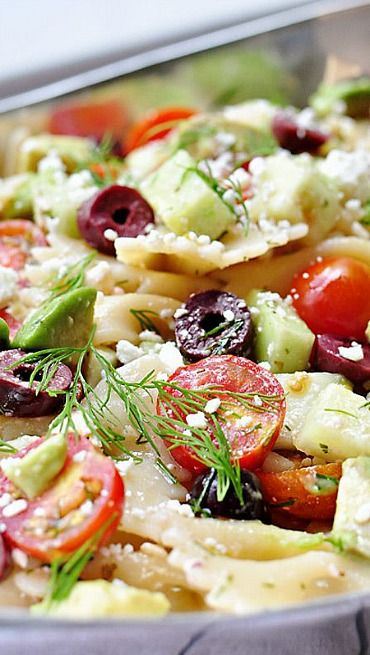 1000+ images about Salads on Pinterest | Potato salad, Bacon and Seven ...