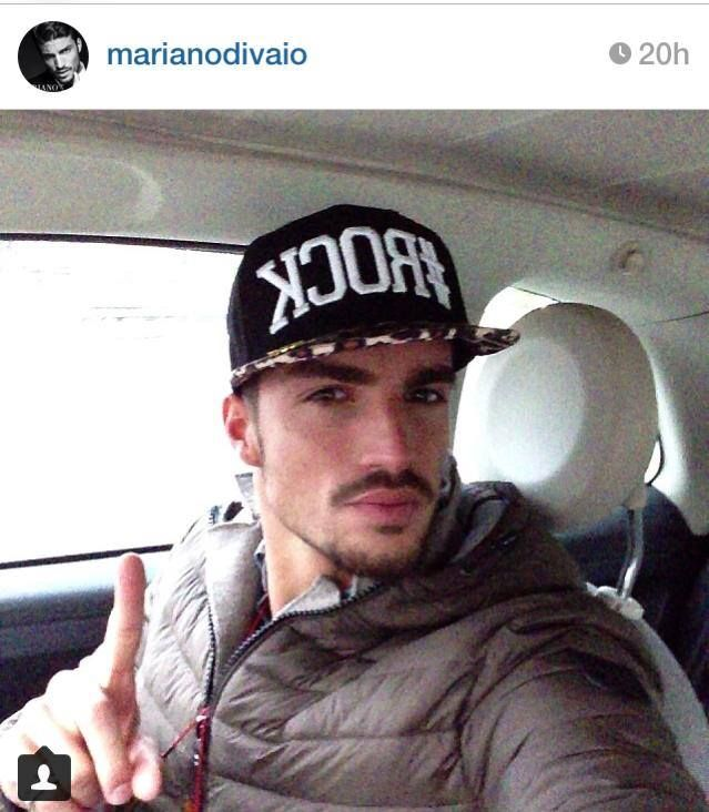 Mariano Di Vaio #blogger #marianodivaio #shopart #baseballcap   #top #love #shopartonline #newcolllection#accessories #italianstyle