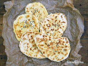indiai kenyér