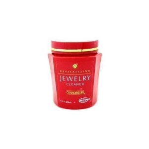 Connoisseurs Jewelry Cleaner, Revitalizing, 8 oz.  http://electmejewellery.com/jewelry/accessories/connoisseurs-jewelry-cleaner-revitalizing-8-oz-com/