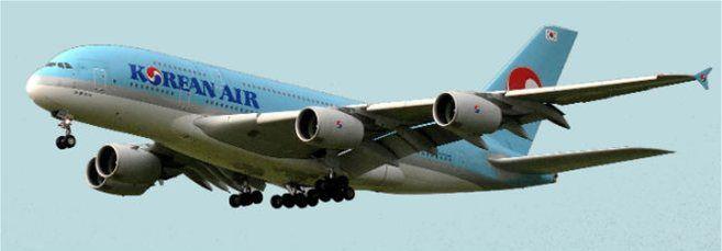 Korean Air | Airbus A380-800