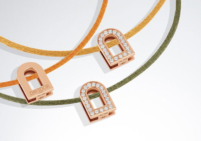 The Davidor arch collection, discover it at the 1st floor pop-up shop at Galeries Lafayette Haussmann.