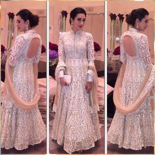 Gorgeous Wedding Wear Styles by Karishma Kapoor