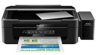 Epson EcoTank L405 Drivers Download