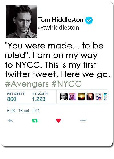 My First Tweet- seu primeiro tweet no twitter | Sequelanet