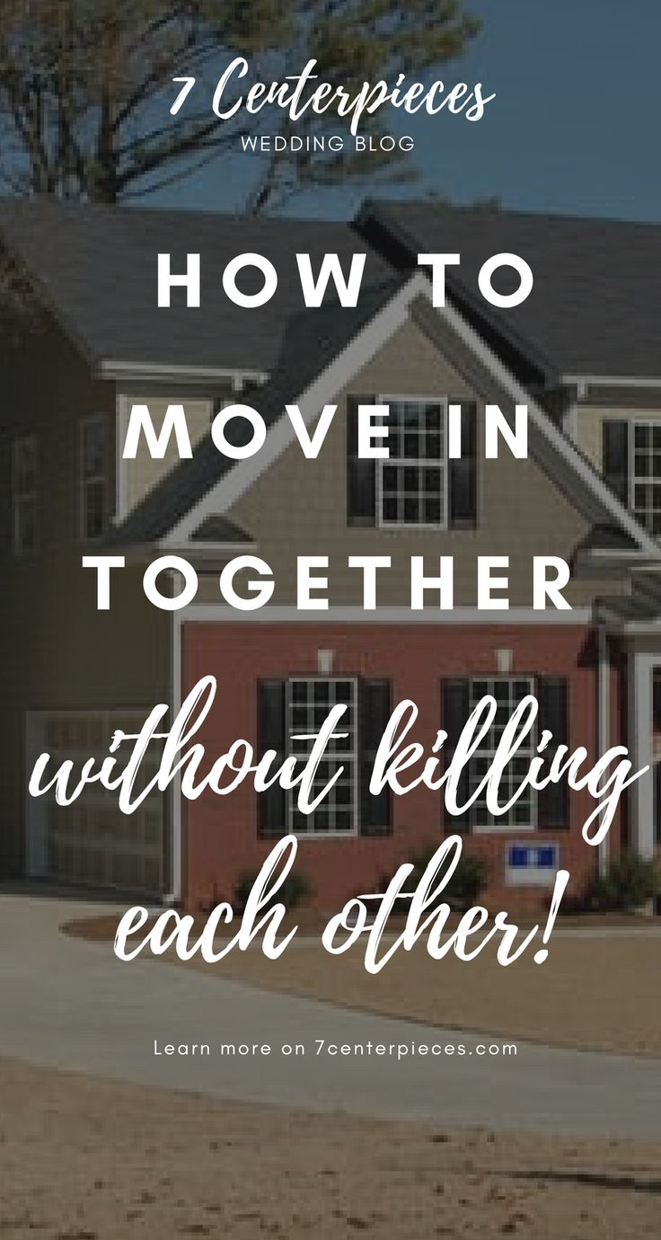 Getting ready to move in with your significant other? Then YOU MUST READ this great article. It gave me and my fiance so many great tips for starting off our life together. Definitely pinning!