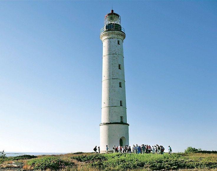 Sälskär lighthouse, Ahvenanmaa, Finland