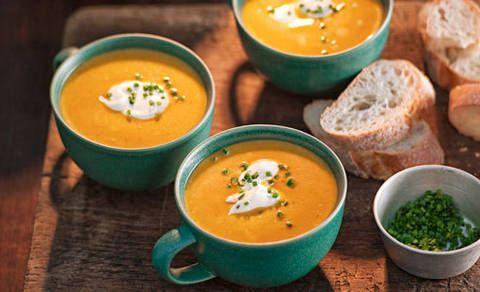 Potato and pumpkin recipes