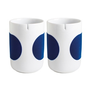 Tea Mug Dark Blue