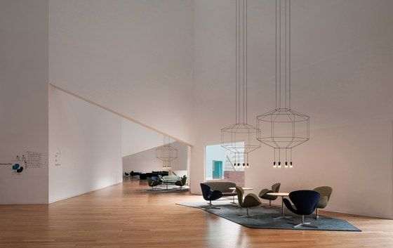 General lighting   Suspended lights   Wireflow   Vibia   Arik. Check it out on Architonic