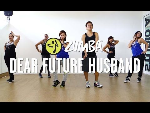 Everything you need to know about zumba Dear Future Husband | Zumba Fitness | Live Love Party. fun footwork and fun sound. take or leave the lyrics... #zumba