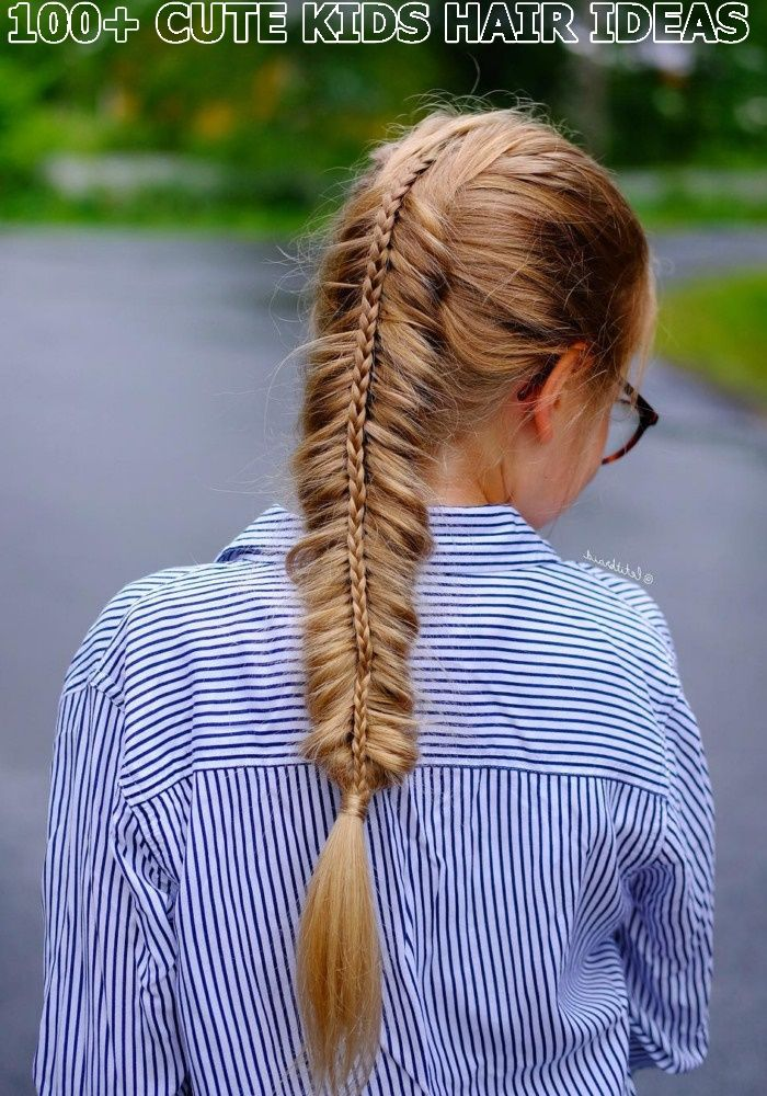 50 Lovely Kids Braided Hair Ideas For 2020 New Trendy Hair Ideas