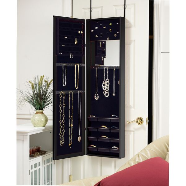 $116   Over The Door Mirror Cabinet   Overstock™ Shopping   Great Deals On  Mirrors