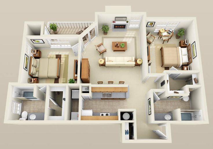 Apartment Layout Apartment Design Apartment Floor Plans