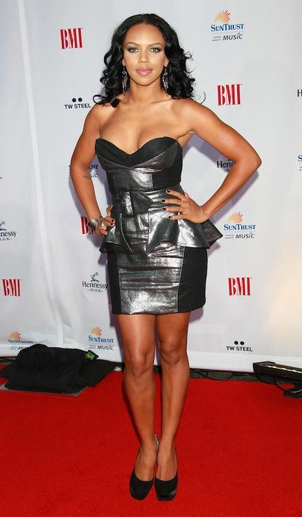 Kiely Williams at 10th Annual BMI Urban Awards in September 2010...