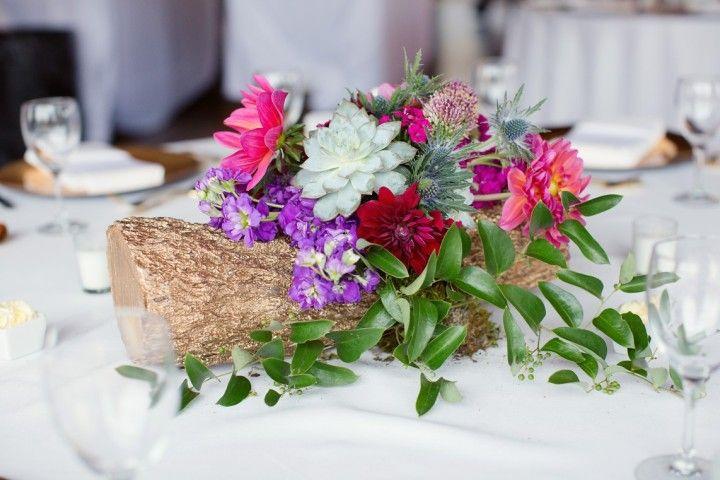 Colorful Rustic Dallas Wedding - MODwedding