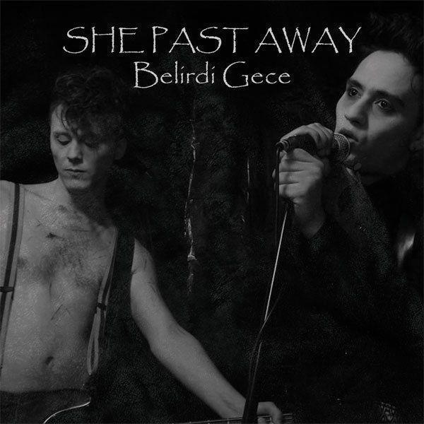 SHE PAST AWAY Belirdi Gece Digipak CD Dark Wave Gothic Rock Post-Punk #GothicDarkwave