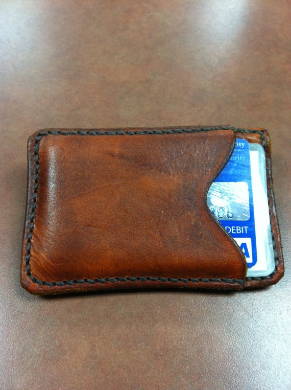 A more MODERN WALLET with Coin Purse.. $30.00, via Etsy.