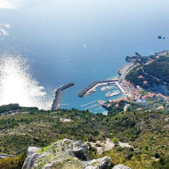 Basilicata coast. Maratea