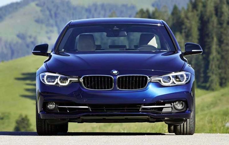 2018 BMW 3 Series overview