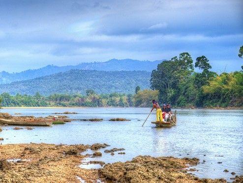 Ratanakiri - Rivière