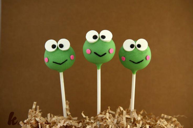 Best 25 Frog Cakes Ideas On Pinterest Easy Kids
