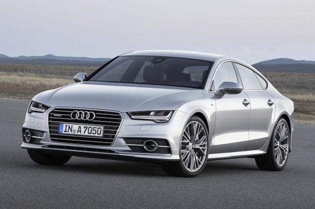 Aspect improspatat pentru Audi A7 Sportback