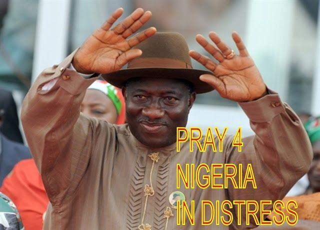 ·  Goodluck Jonathan praised…