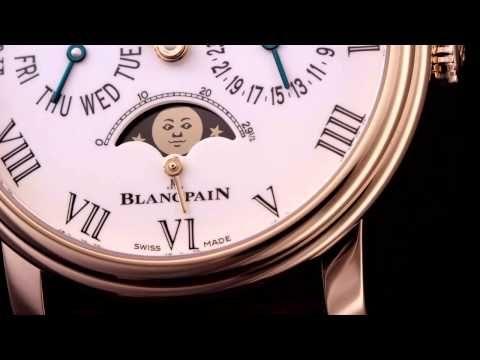 #Blancpain, Villeret.
