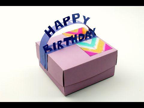 Этот видео-урок покажет, как создать оригинальную подарочную коробку из картона своими руками. Такая коробка станет приятным оформлением для подарка! #подарочнаякоробка #картон #поделки