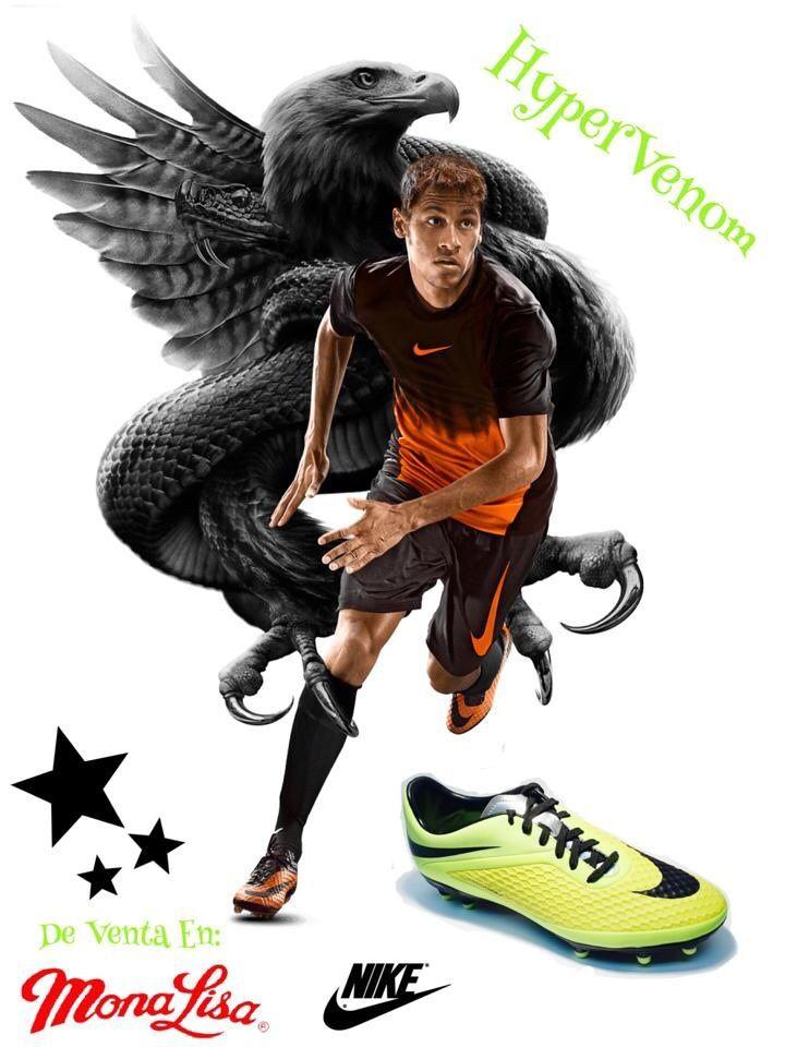 Neymar Nike Futbol, De Venta En Zapaterias Monalisa