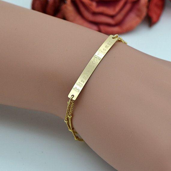 Best 25 Engraved Bracelet Ideas On Pinterest Diy