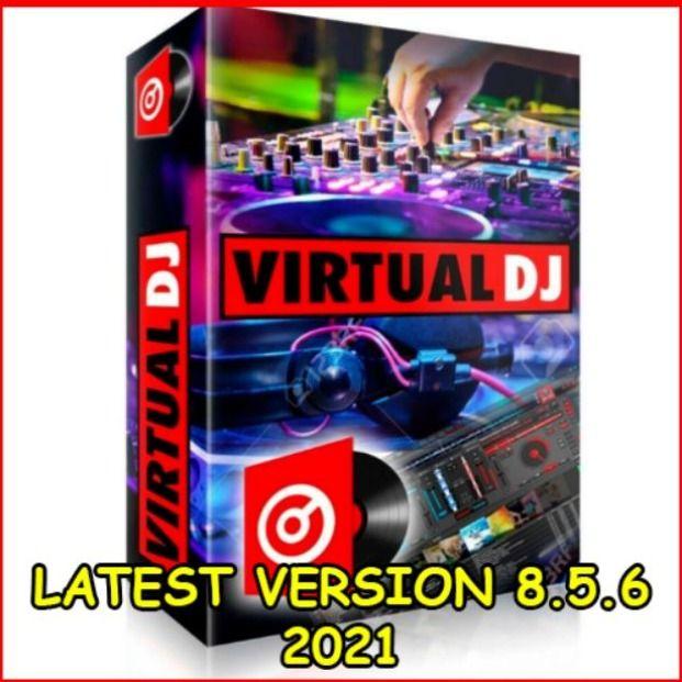 Virtual Dj Pro Infinity 2021 Software Mixing Controller 8 5 6 4 56 In 2021 Dj Pro Dj Virtual
