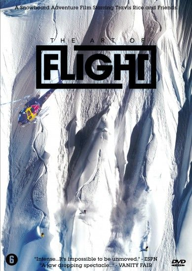 "The Art Of Flight - Two years in the making, ""The Art of FLIGHT"" gives iconic snowboarder Travis Rice and friends the opportunity to redefine what is possible in the mountains."