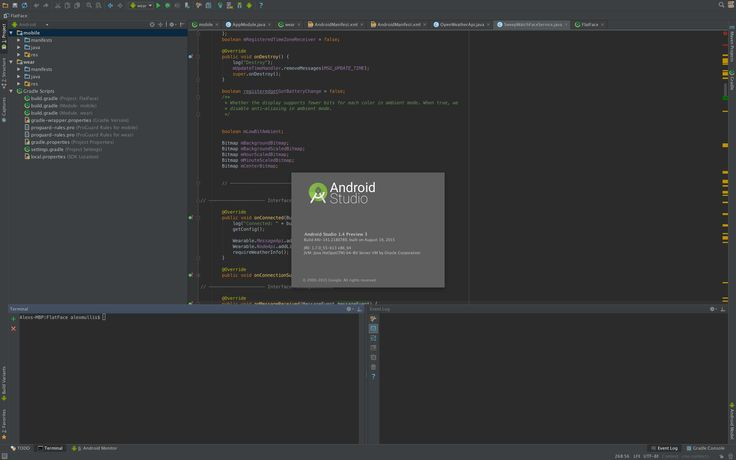 http://www.androidauthority.com/android-studio-tutorial-beginners-637572/