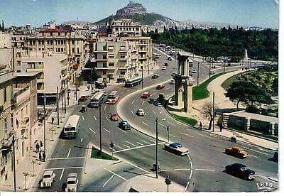 Old Athens.