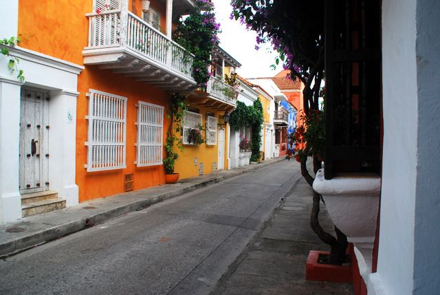 Day 170: The colonial charm of Cartagena (Colombia)