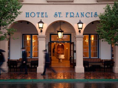 Restaurants in Santa Fe, NM, Bars in Santa Fe - Hotel St. Francis