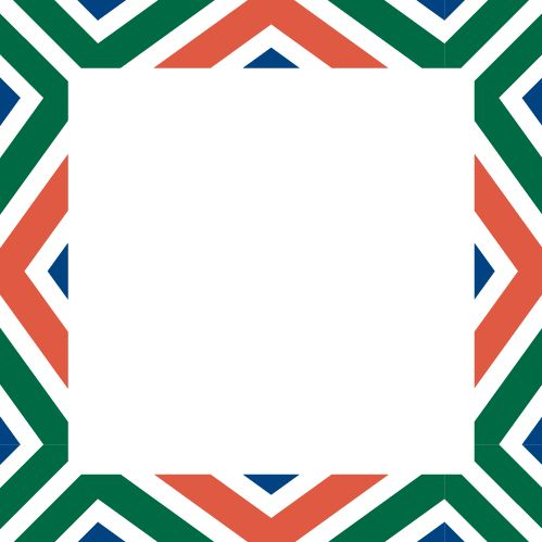 Free clipart frame triangles.