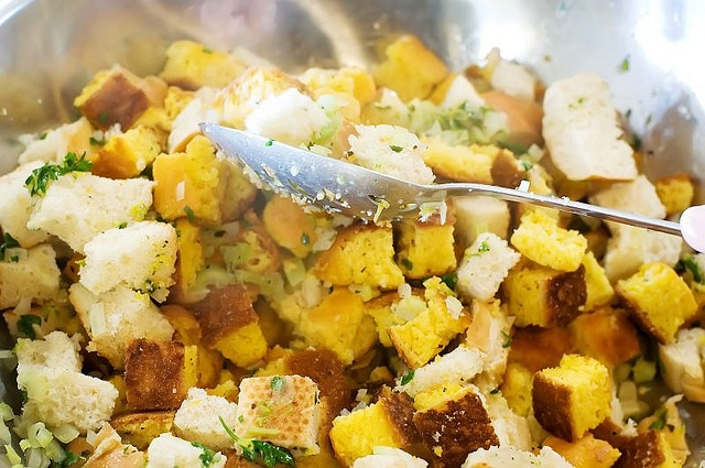 Stuffing by Ree Drummond / The Pioneer Woman, via Flickr