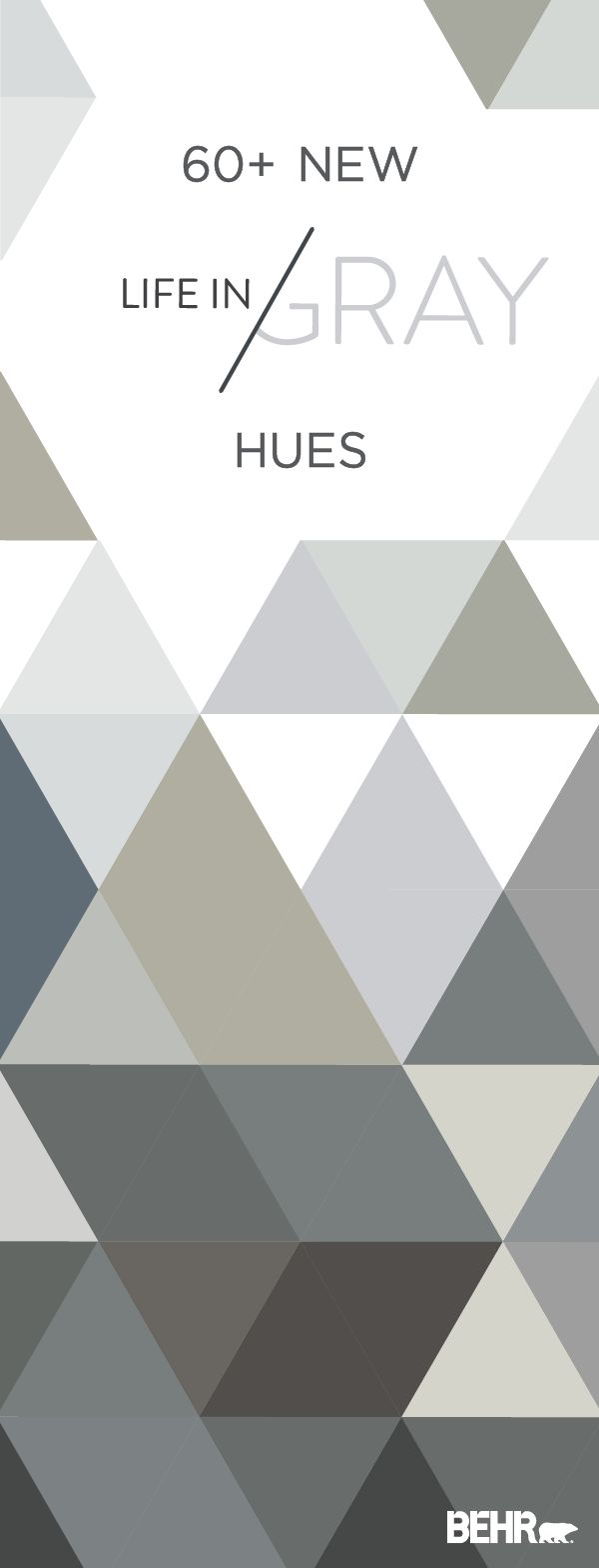 Add Some Style To Your Home With This Seasons Latest Color Trend Gray Is The