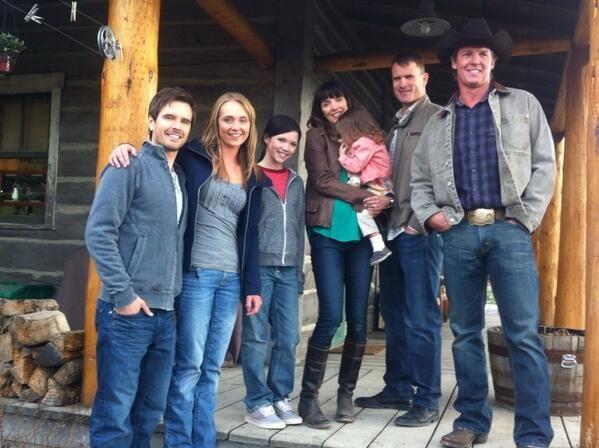 heartland phtos   Chris Potter & Heartland Fanjournal - Heartland Season 7 Cast Photo #2