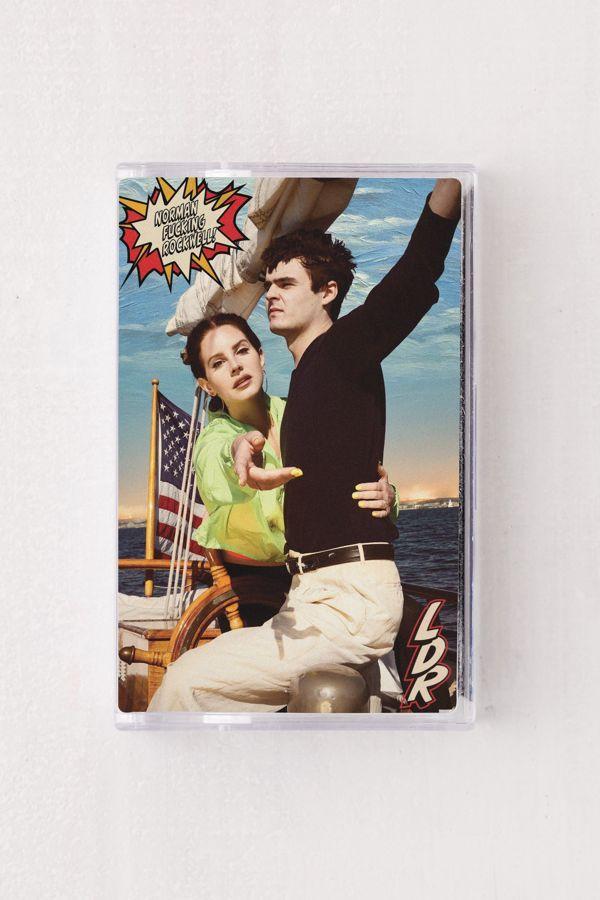 Lana Del Rey Nfr Limited Cassette Tape Urban Outfitters Lana Del Rey Lana Del Lana Del Rey Songs