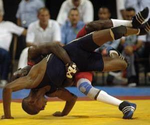 Rivas. Wrestling. Lucha olímpica.