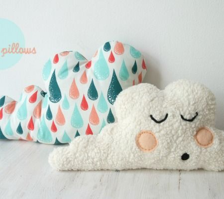 Sewing Pattern For Cloud Pillow: 407 best Craft Sewing projects! images on Pinterest   Book pillow    ,