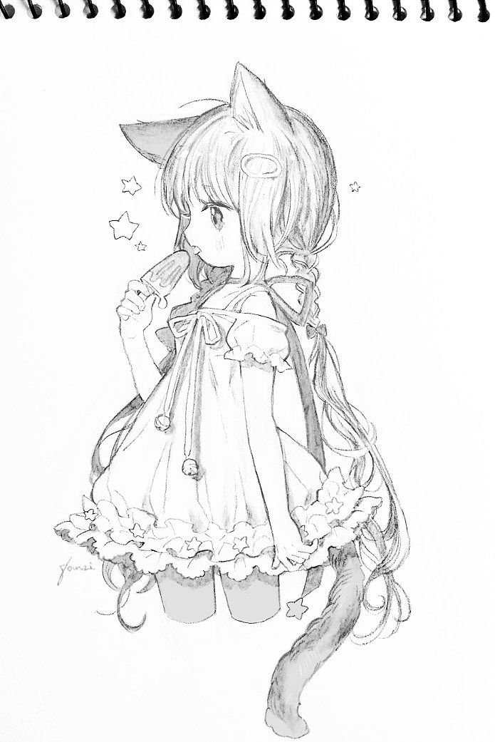 17 Best ideas about Anime Girl Neko on Pinterest   Kawaii ...