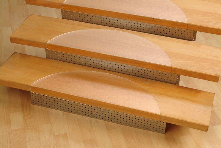 Stufenmatten transparent