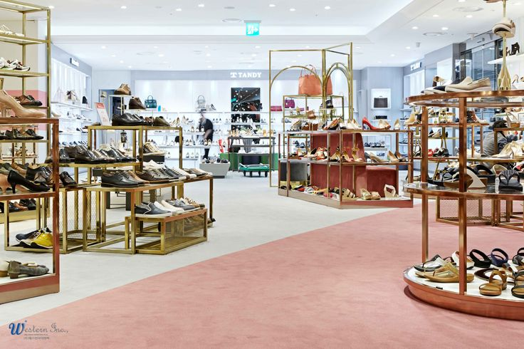 Su-Nae Lotte Department Shoe Store
