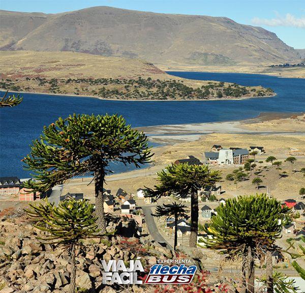 10- Caviahue - Copahue en la Provincia de Neuquén.